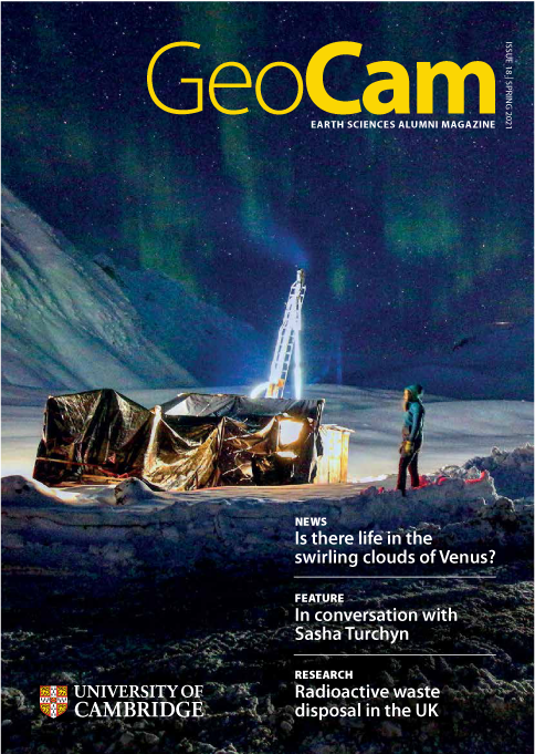 GeoCam Spring 2021 cover image