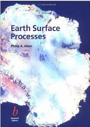 Earth Surface Processes front cover