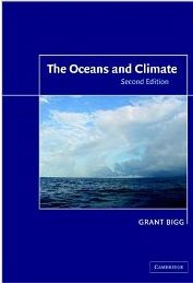 The Oceans and Climate front cover