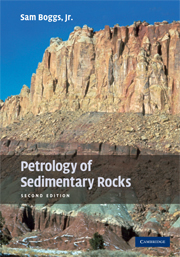Petrology of Sedimentary Rocks front cover