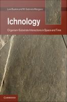 Ichnology front cover