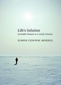 Life's Solution front cover