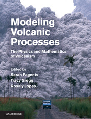 Modeling Volcanic Processes front cover