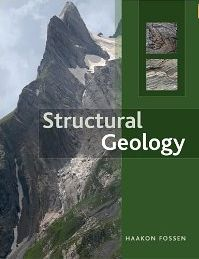 Structural Geology front cover