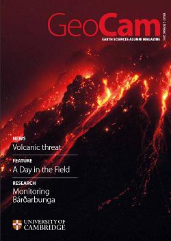GeoCam Spring 2015 cover image