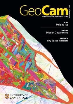 GeoCam Spring 2016 cover image