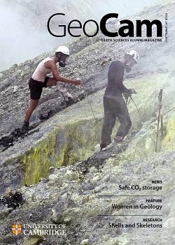 GeoCam Spring 2017 cover image