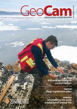 GeoCam Spring 2018 cover image