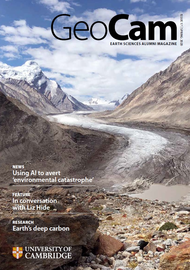 GeoCam Spring 2020 cover image