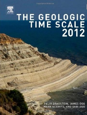 The Geologic Time Scale front cover
