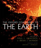 The Oxford Companion to the Earth front cover