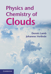 Physics and Chemistry of Clouds front cover
