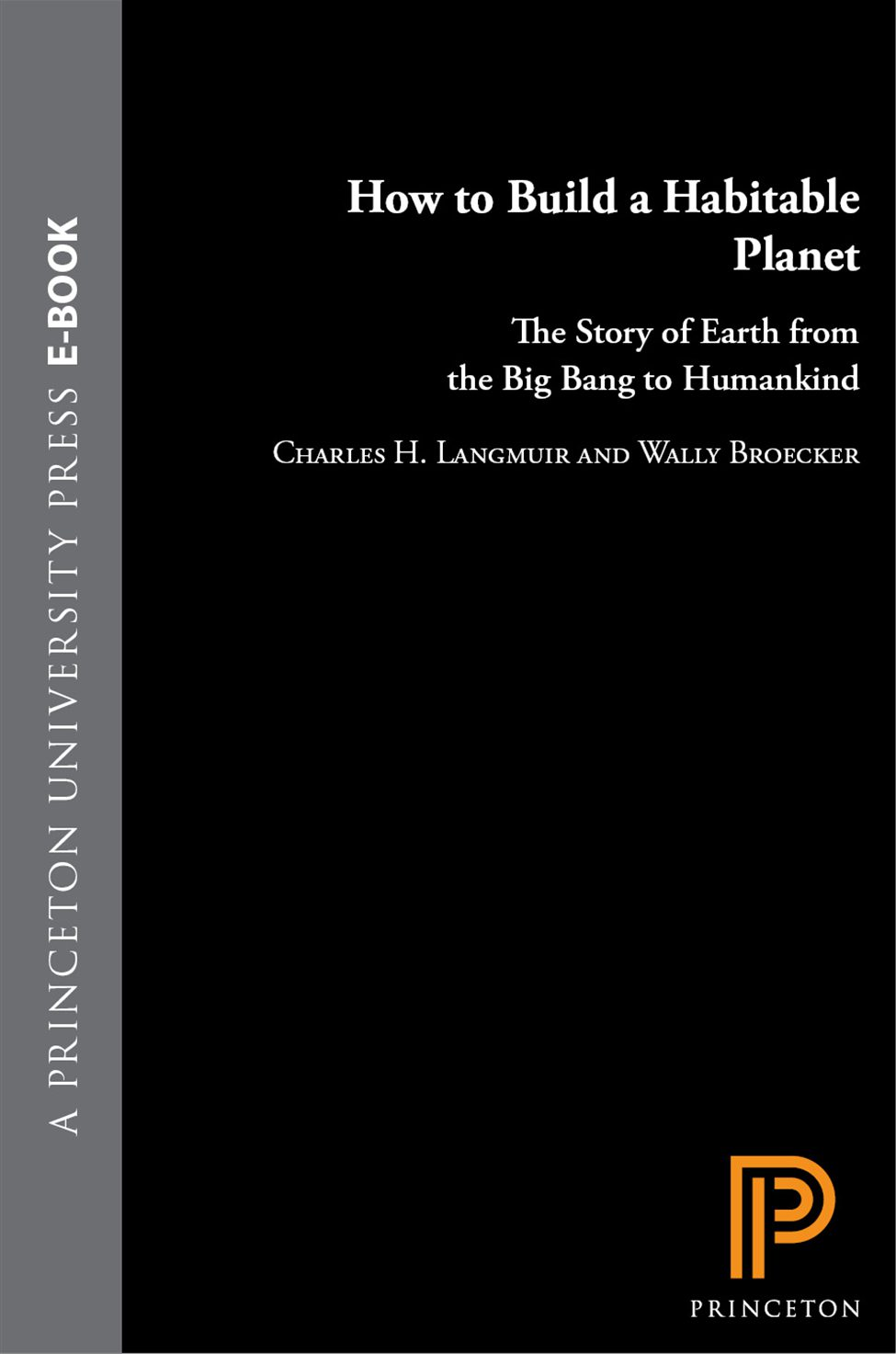 How to Build a Habitable Planet front cover