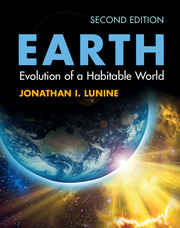 Evolution of a Habitable World front cover