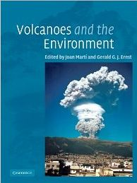 Volcanoes and the Environment front cover