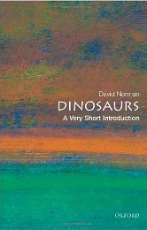 Dinosaurs front cover