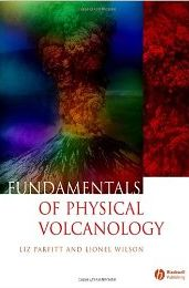 Fundamentals of Physical Volcanology front cover