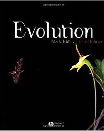 Evolution front cover