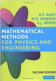 Mathematical Methods for Physics and Engineering (2nd ed.) front cover