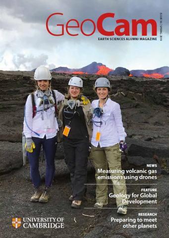 GeoCam Spring 2019 cover image