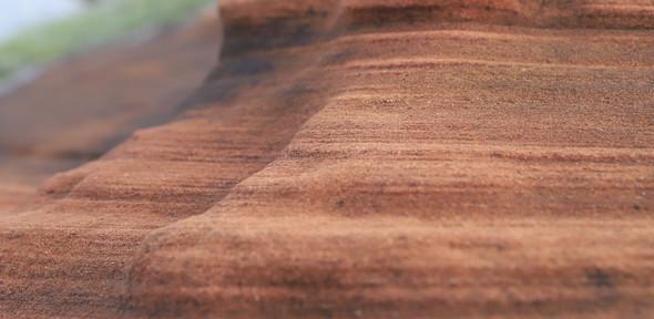 Arran_red_sandstone